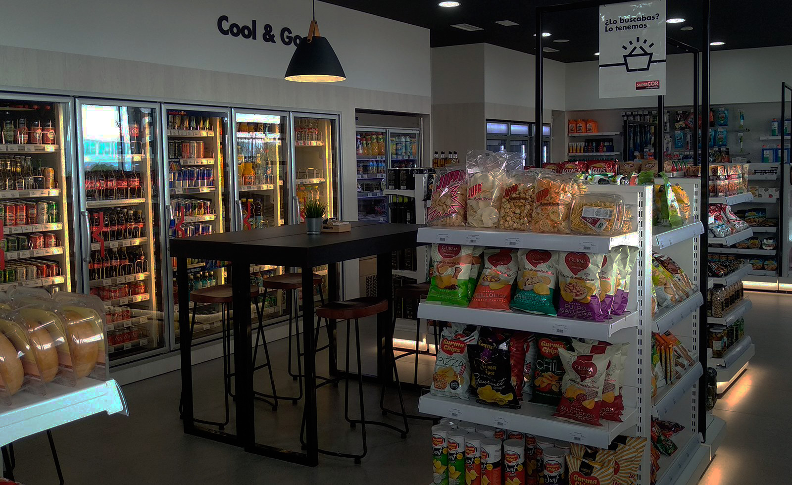 Specialists in petrol station stores