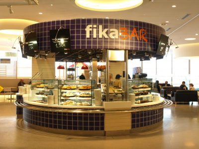 Fika Bar IKEA Valladolid