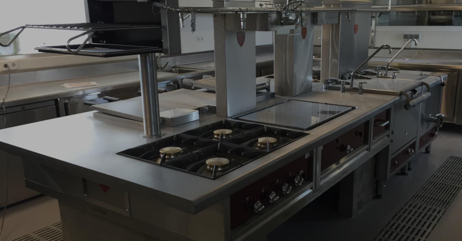 Más de 25 años diseñando e instalando cocinas industriales