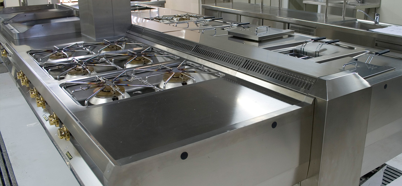 Cocinas industriales Madrid | Instalaciones hostelería ...
